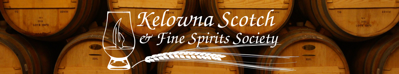Kelowna Scotch & Fine Spirits Society